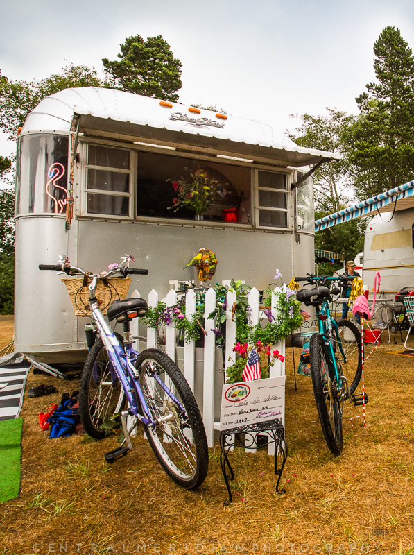 Sou'Wester Vintage Travel Trailer Rally