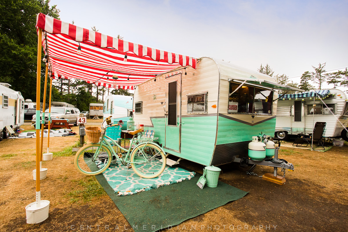 Vintage Travel Trailer Rally