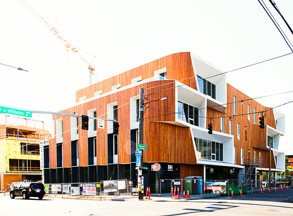 photo of the one north development in portland oregon